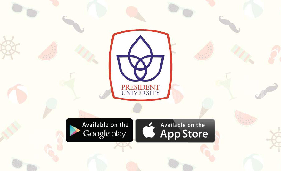 President University is now available on Google Play and App Store