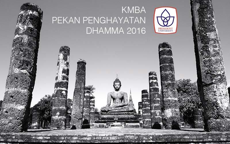 KMBA Pekan Penghayatan Dhamma 2016