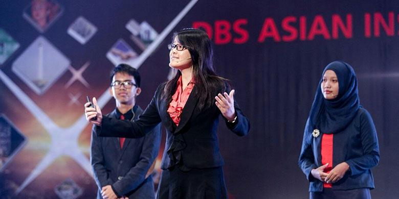 DBS Young Economist Stand-Up | Felicia Putri Tjiasaka, President University