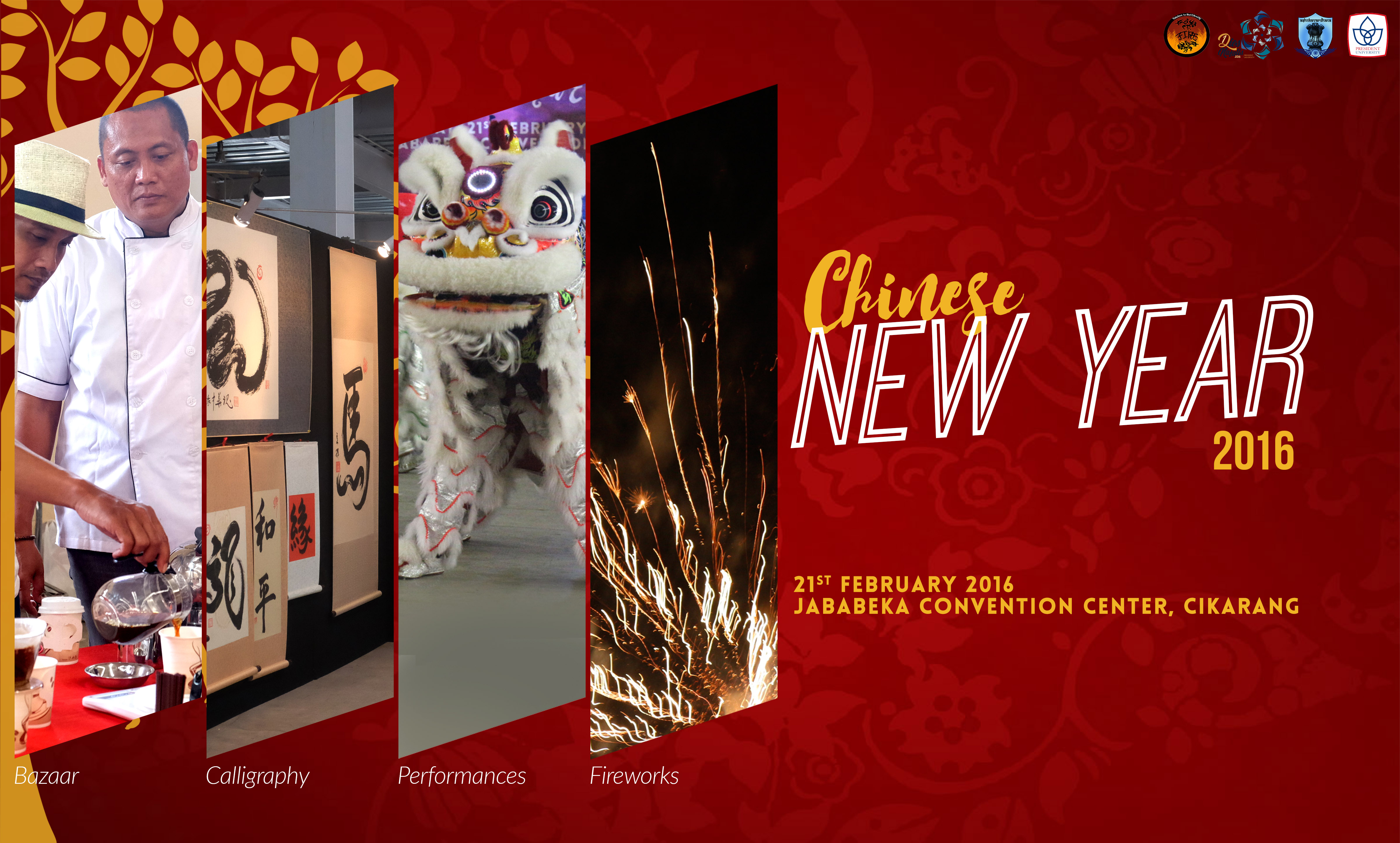 """KMB Chinese New Year 2016 """"FIRE"""""""